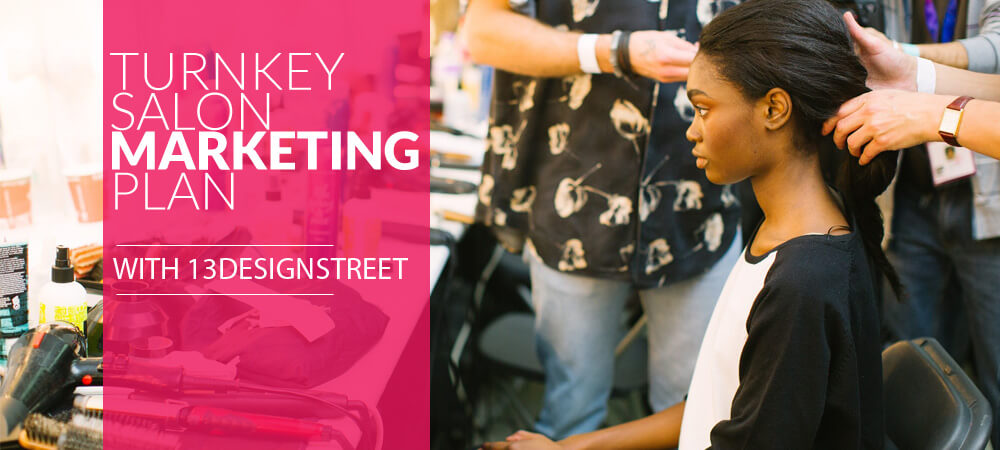 How to make turnkey salon marketing plan