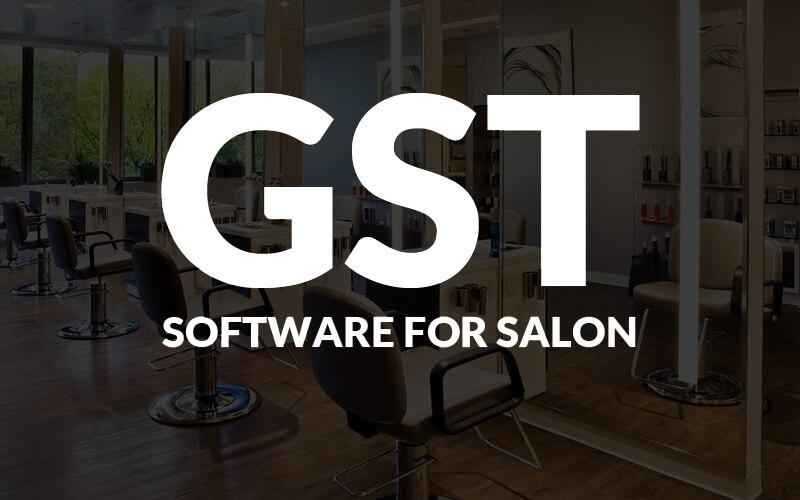 GST Software for Salon - EASY SALON