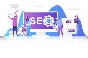 seo friendly icon