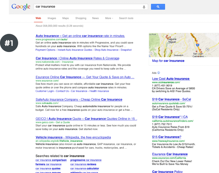 Get your website on #1 Top with turnkey SEO services